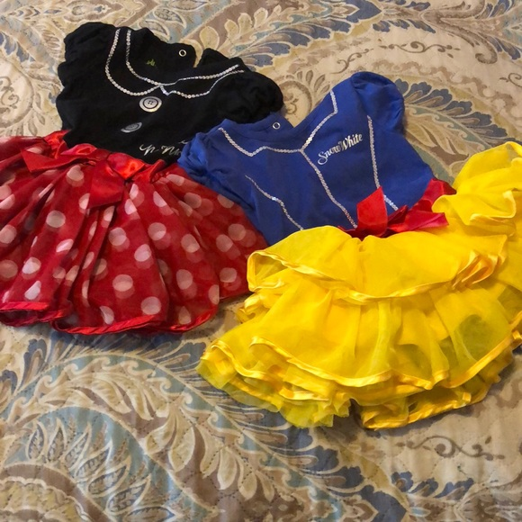 75c39de12938 Disney Other - Adorable Disney baby princess dress up onesie ❤️